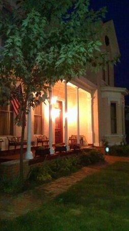 Susanna's Guest House : Susannas Guest House New Richmond Ohio on the Ohio River