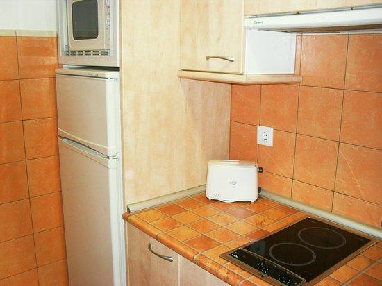 Apartamentos Turisticos Canos de Meca: Cocina - 2
