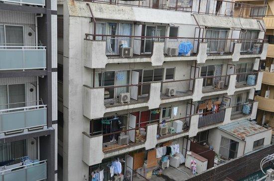 Hotel Tateshina: View from room