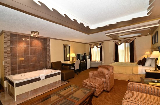 Quality Inn: Delux Suite
