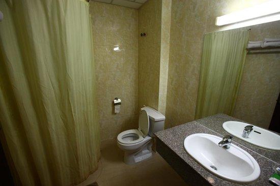 The Khemara Battambang I Hotel: salle de bain