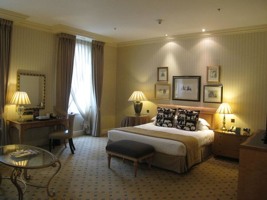 The Landmark London: Double Room worth the upgrade!