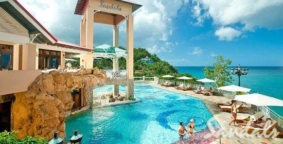 Sandals Regency La Toc Updated 2017 Prices Amp Resort All