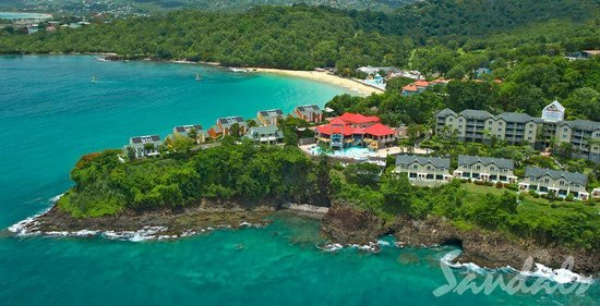 Sandals Regency La Toc Updated 2018 Prices Resort All Inclusive Reviews St Lucia Castries Tripadvisor