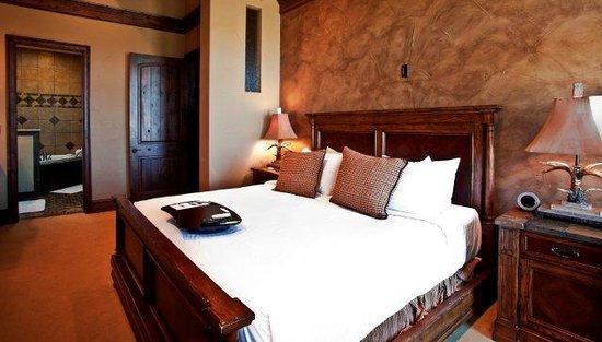 Rough Creek Lodge: Suite
