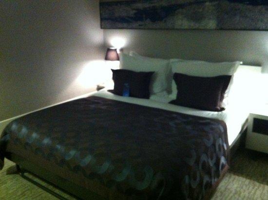 Radisson Blu Hotel Istanbul Asia: Bed ..