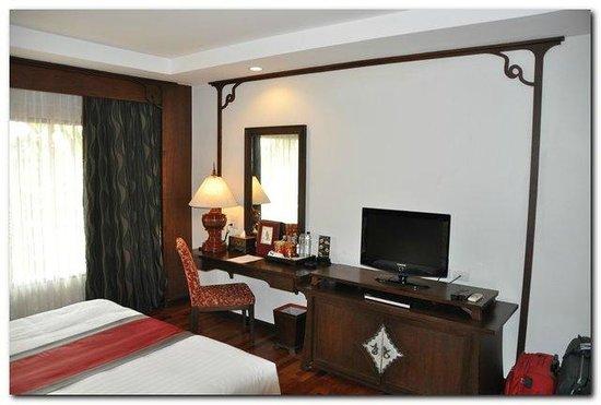 De Naga Hotel: Chambre