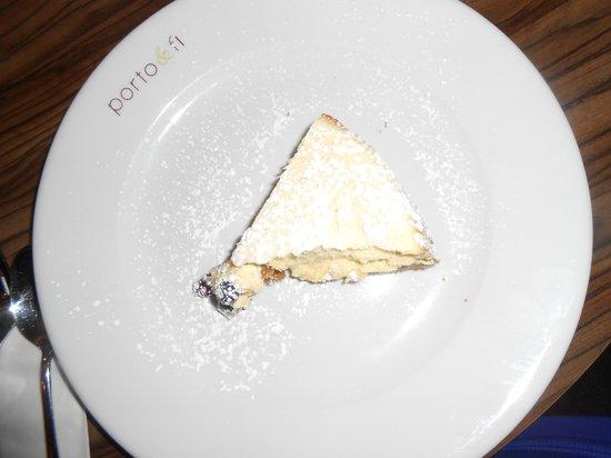 Porto & Fi on The Mound: New York Cheesecake