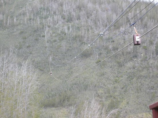 Wailuku, HI: Yes, its that long of a zipline!