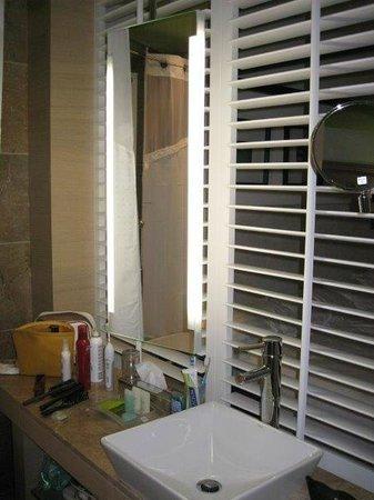 Hotel Du Golf: La salle de bains