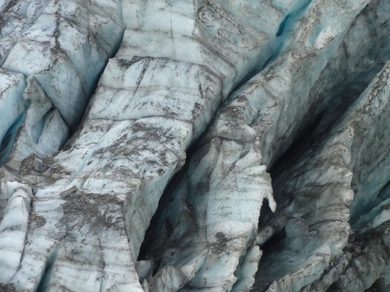 Fox Glacier, Nuova Zelanda: Fantastic colours
