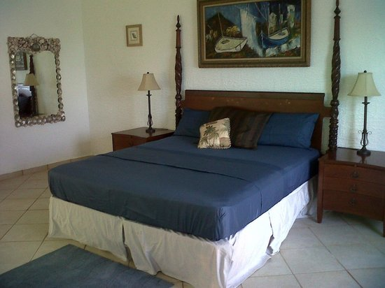 Caye Harbour Lodge : Premium Room Double
