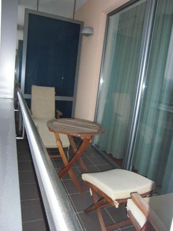 Primus Grand Hotel: balconi