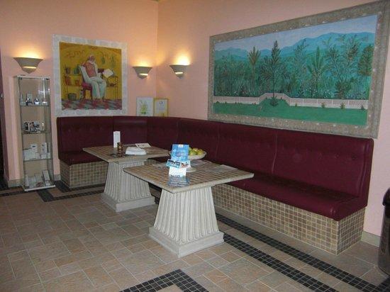 Primus Grand Hotel: area trattamenti