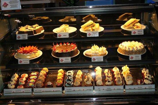 Sandos Playacar Beach Resort: Cup cake cafe