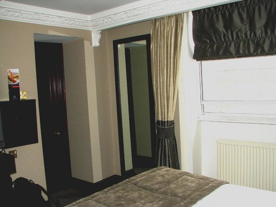 Grange White Hall Hotel: Room