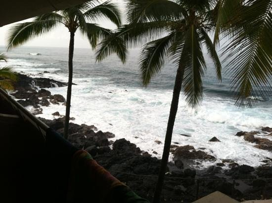 Royal Kona Resort: view from our room