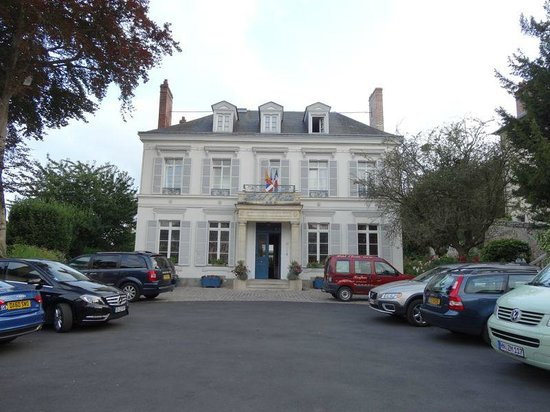 Hotel l'Ecrin: Bâtiment principal