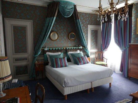 Hotel l'Ecrin: Chambre