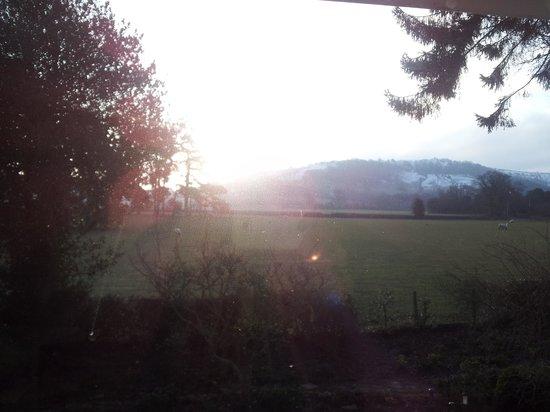 Rothbury : morning view2
