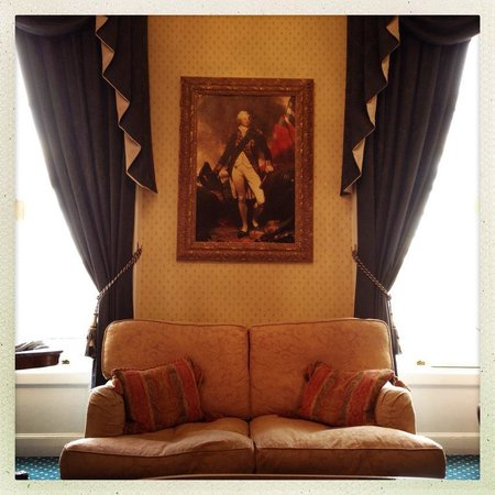 Willoughby House Hotel & Apartments : Lounge