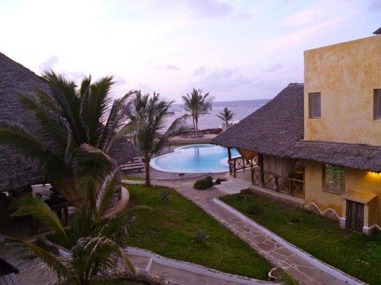 Mawe Resort: panorama dalla camera