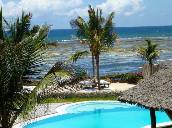 Mawe Resort: vista barriera corallina
