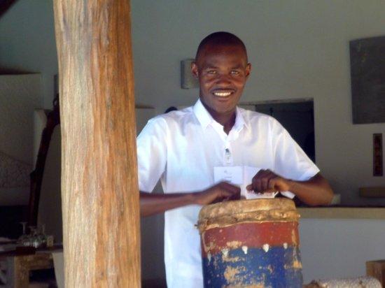 Mawe Resort: A Omar un GRAZIE speciale