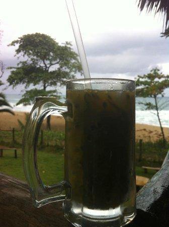 Cabarete Maravilla Eco Lodge & Beach : in house made passion-fruit mojito <3