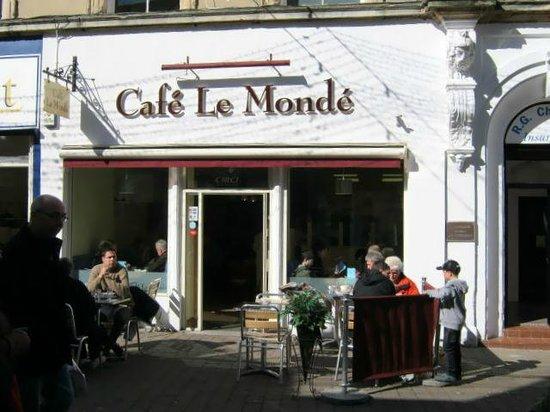 CAFE LE MONDE, Ayr - Updated 2020 Restaurant Reviews ...