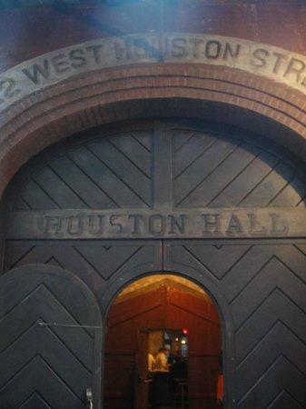Houston Hall