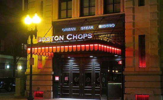 Boston Chops