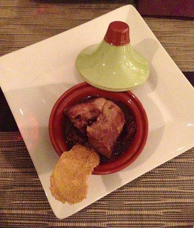 Eat Me : barbary coast avec chip de couscous!