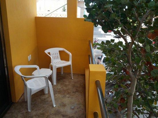 Casa Zuzy Apartments: Casa Zuzy Bedroom Terrace
