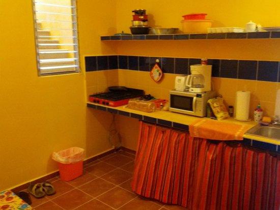 Casa Zuzy Apartments: Casa Zuzy Kitchen