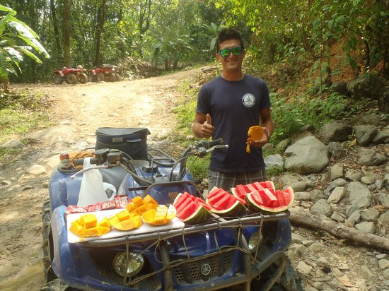 Jungle Atv Tours Uvita Costa Rica
