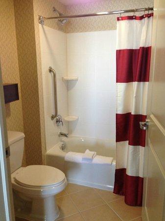 Residence Inn Moline Quad Cities: Bathroom