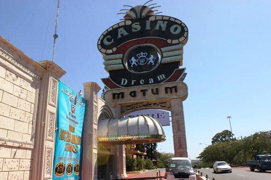 Matum Hotel & Casino : Hotel Matum