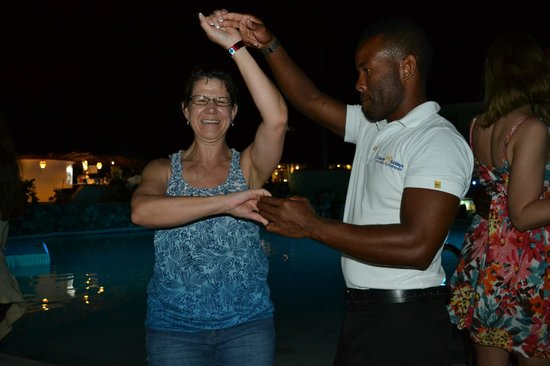 The Tropical at Lifestyle Holidays Vacation Resort: Resort staff