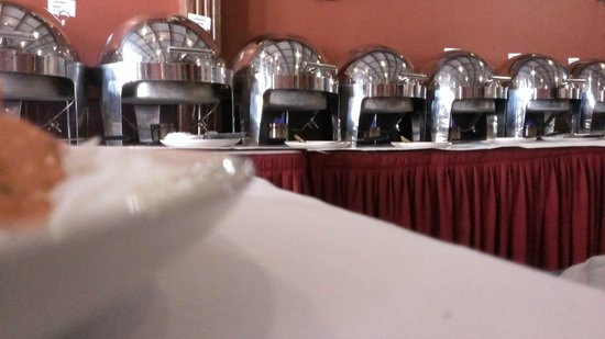 Himalayan Curry and Grill: Lunch buffet