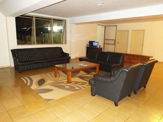 Hotel Alvorada: Living