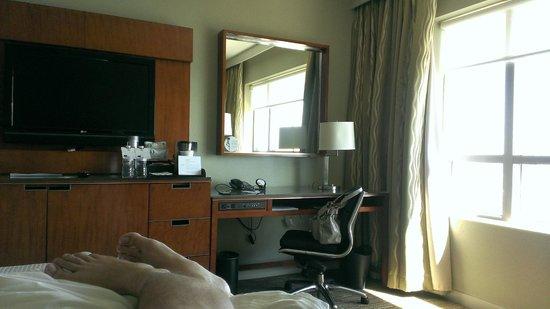 Westin Tampa Bay: SPG Room