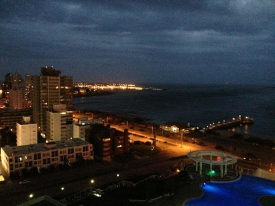 Conrad Punta del Este Resort & Casino: vista do quarto 907