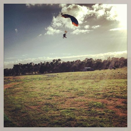 Skydive Yarra Valley: WOW!! what a ride!