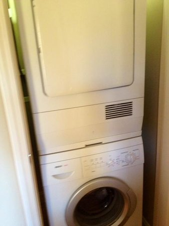 The Residences at Biltmore: washer and dryer