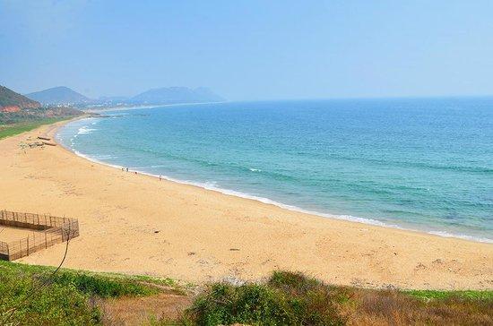 Rishikonda Beach : Rushikonda Beach - Vizag