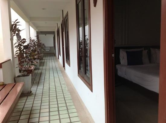Yindee Stylish Guesthouse: Calm and quiet