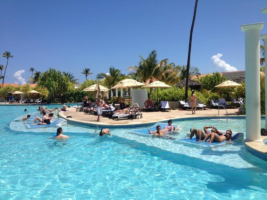24 hour pool picture of melia coco beach rio grande for Gran melia hotel