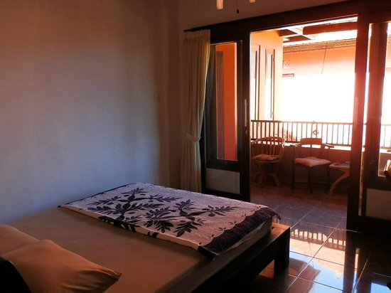 Ubud Sedana Homestay : Bedroom