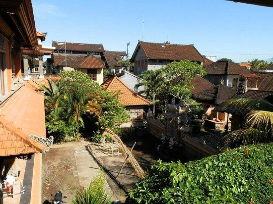Ubud Sedana Homestay : Nice view from balcony